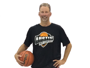 Austin Select Basketball Team Trainer Chris Corbett