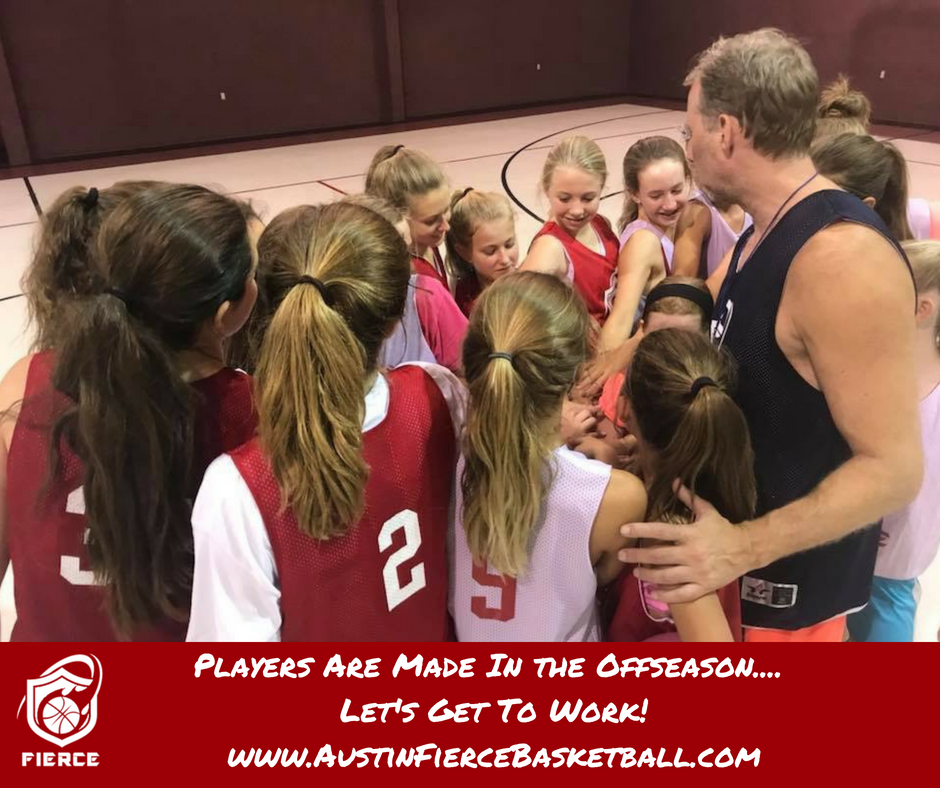 Austin Girls Player Development
